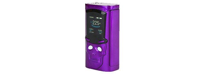 box S-Priv smoktech violet