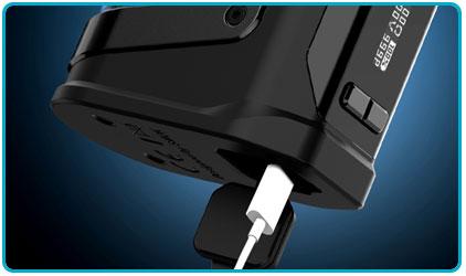 rechargement kit scar mini usb c smoktech