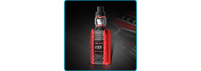 Pack Smoktech E-Priv 230W TFV12 Prince
