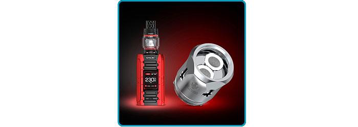 Coffret Smoktech E-Priv 230W