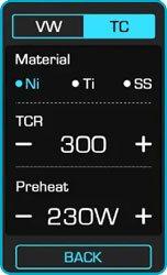 kit smoktech g priv 3 controle de température