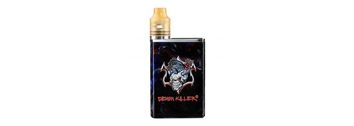 kit tiny rda demon killer resine noir