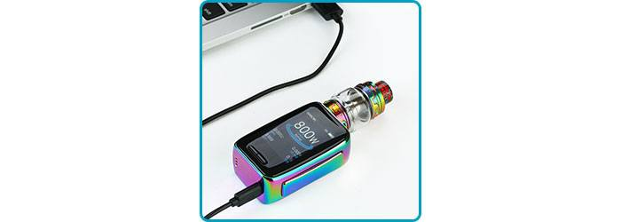 Kit Smoktech X-Priv Baby