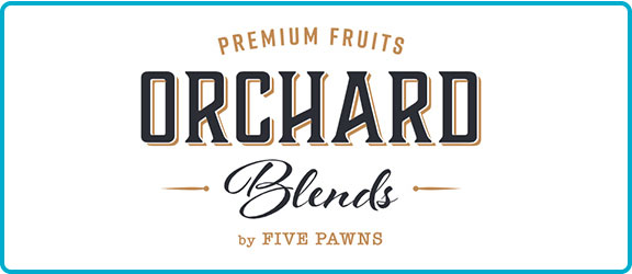 Image e liquide orchard blends
