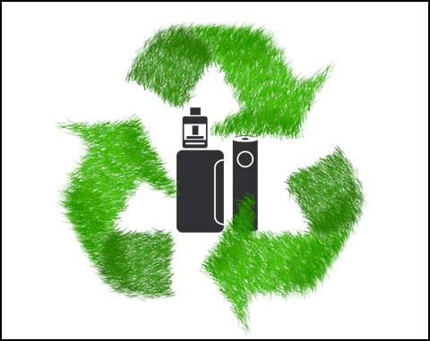 Ecologie et cigarette électronique