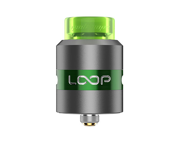 dripper loop rda gunmetal
