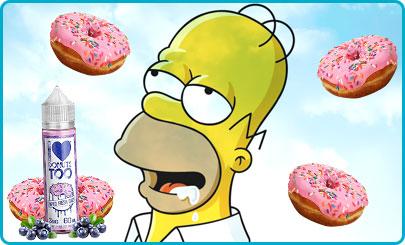 e-liquide mad hatter i love donuts