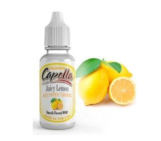arome juicy lemon capella