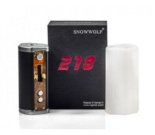 box snowwolf 218 sigelei
