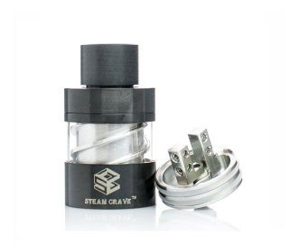 aromamizer V-RDA steam crave