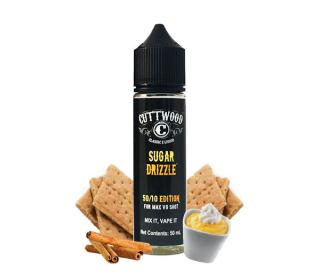 e liquide cuttwood sugar drizzle 50ml
