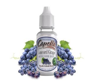 arome concentré concord grape capella