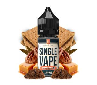 Arome numero 3 single vape saveur tabac gourmand