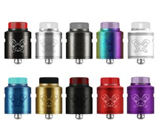 Dripper dead rabbit v2 rda coloris hellvape