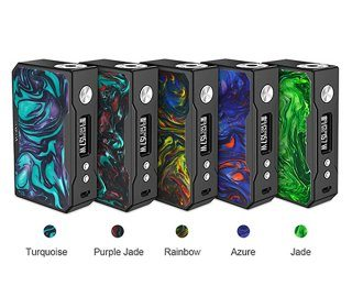 voopoo drag resin