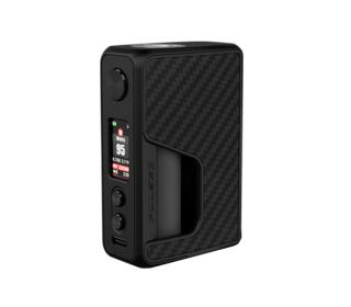 box vandy vape pulse 2 black carbon resin