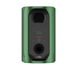 box augvape mod VX217 vw 21700 green
