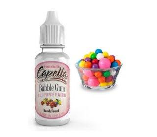 arome bubble gum capella