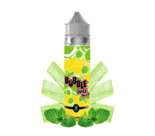 e liquide bubble juice mint 50ml aromazon