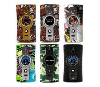 couleurs Box Mod VK530 Vsticking YiHi Gun Metal