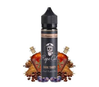e liquide dark thirty 50ml rope cut