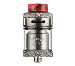dead rabbit rta 2ml gun metal