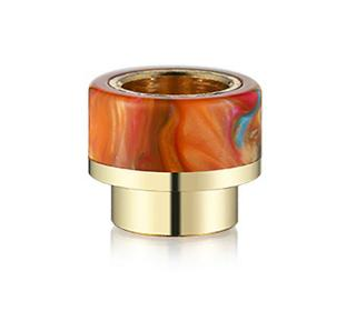 drip tip 810 tfv8 tfv12 resine orange