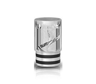 drip tip aio transparent