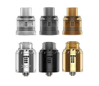 Dripper Digiflavor Drop Solo couleurs