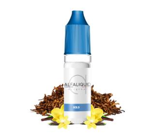 e liquide alfaliquid tabac blond gold