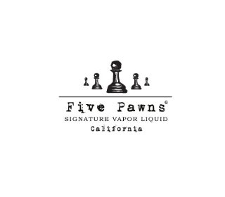 e liquide americain queenside five pawns orange