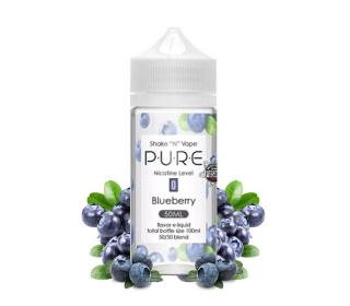 E liquide blueberry halo pure 50ml