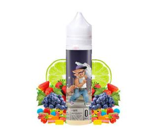E liquide Hustle Grape 50ml Fuug Life