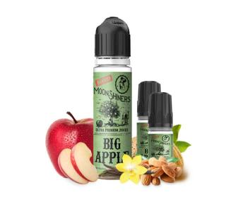 achat eliquide 60ml 6m nicotine big apple le french liquide