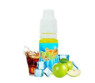 soda frais pétillant au fruit par eliquid france