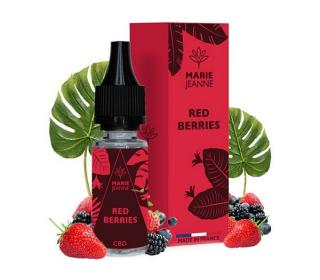e liquide red berries cbd marie jeanne