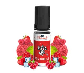 eliquide red dingue french liquide