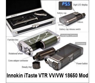 description itaste VTR