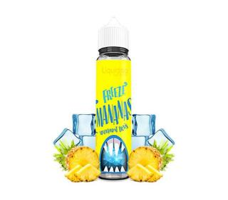 Freeze Mananas 50ml Liquideo