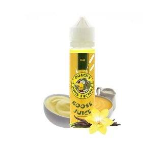 goose juice 60 ml quack's juice factory