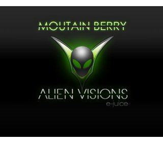 moutain berry alien vision eliquide fraise