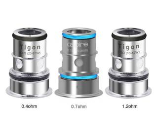 resistances aspire tigon nichrome et mesh
