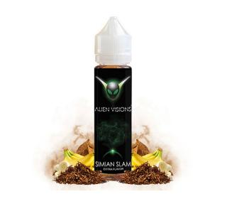 e liquide simian slam alien visions 50ml