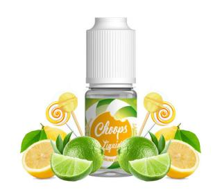 e-liquide choops candy pop's sparkling lemon