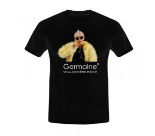 t-shirt e-liquide germaine