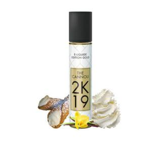 e liquide The Cannoli 2K19