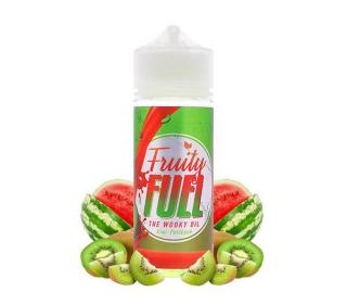 e liquide the wooky oil fruity fuel