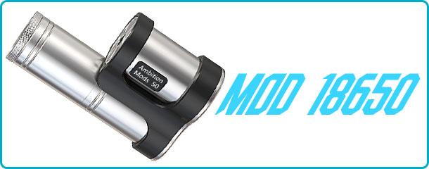box 18650 ambition mods