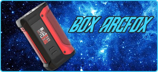 box arcfox 230w smoktech