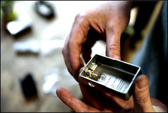 Cigarette électronique achat mod